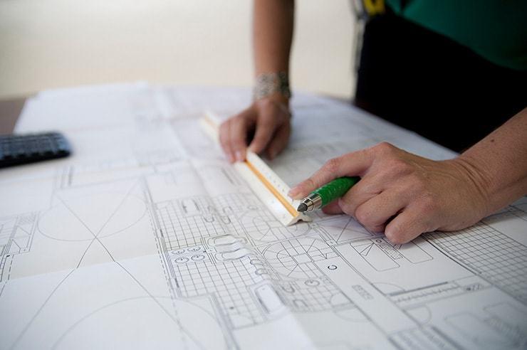 Servicio anteproyectos y dise o de interiores cival - Estudios de diseno de interiores ...